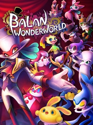 Balan Wonderworld (PC) - Steam Key - GLOBAL