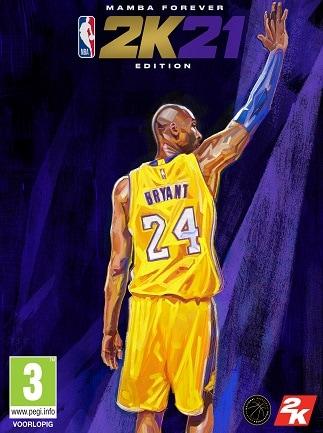 NBA 2K21 | Mamba Forever Edition (PC) - Steam Key - GLOBAL