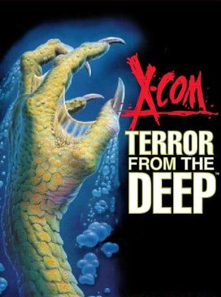 X-COM: Terror From the Deep Steam Key GLOBAL