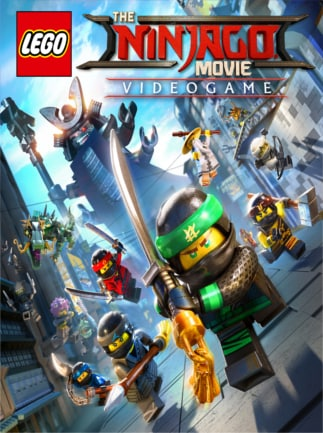 The LEGO NINJAGO Movie Video Game Steam Key PC GLOBAL