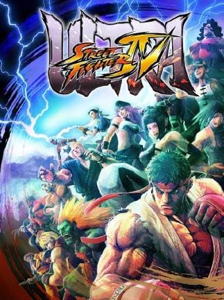 Ultra Street Fighter IV + Digital Upgrade Steam Key GLOBAL