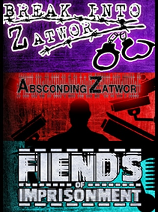 Break Into Zatwor + Absconding Zatwor + Fiends of Imprisonment Steam Key GLOBAL