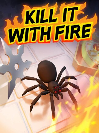 Kill It With Fire (PC) - Steam Key - GLOBAL