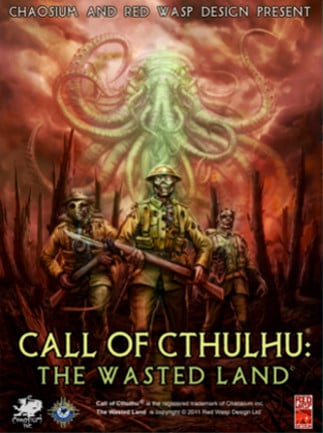 Call of Cthulhu: The Wasted Land Steam Key GLOBAL