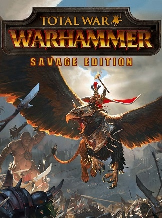 Total War: WARHAMMER | Savage Edition (PC) - Steam Key - GLOBAL