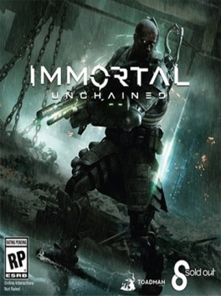 Immortal: Unchained Steam Key GLOBAL