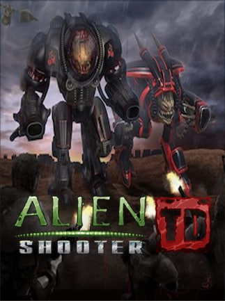 Alien Shooter TD Steam GLOBAL