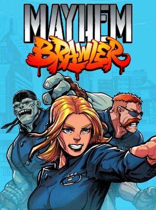 Mayhem Brawler (PC) - Steam Key - GLOBAL