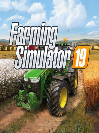 Farming Simulator 19 - Platinum Edition - Steam - Key GLOBAL