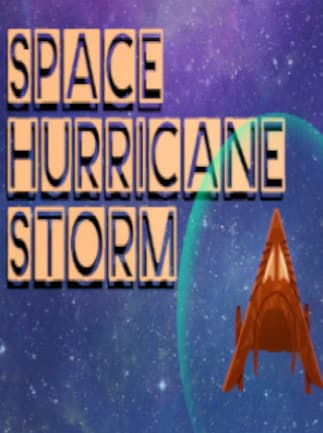 Space Hurricane Storm Steam Key GLOBAL