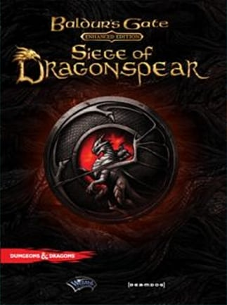 Baldur's Gate: Siege of Dragonspear Key Steam GLOBAL