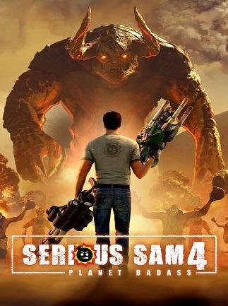 Serious Sam 4 (PC) - Steam Key - GLOBAL