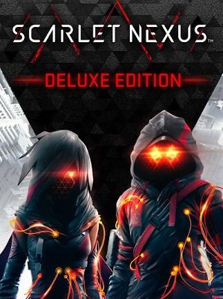 SCARLET NEXUS   Deluxe Edition (PC) - Steam Key - GLOBAL