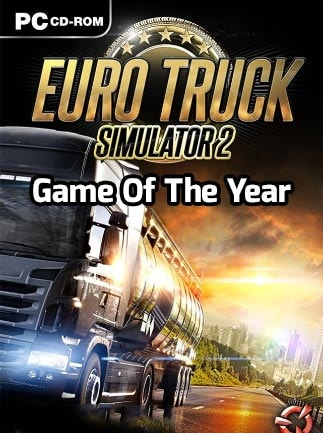 Euro Truck Simulator 2 GOTY Steam Key GLOBAL