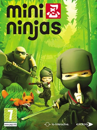 Mini Ninjas Steam Key GLOBAL