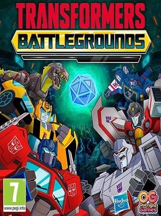 Transformers: Battlegrounds (PC) - Steam Key - GLOBAL
