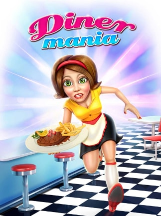 Diner Mania Steam Key GLOBAL