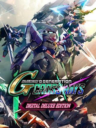 SD GUNDAM G GENERATION CROSS RAYS   Deluxe Edition (PC) - Steam Key - GLOBAL