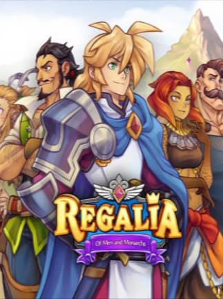 Regalia: Of Men and Monarchs Steam Key GLOBAL
