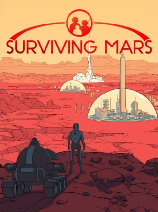 Surviving Mars Steam Key GLOBAL