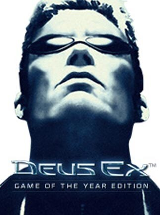 Deus Ex: GOTY Steam Key GLOBAL