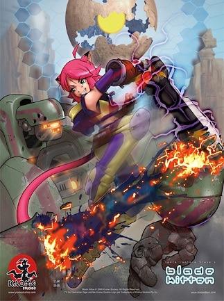Blade Kitten Steam Key GLOBAL