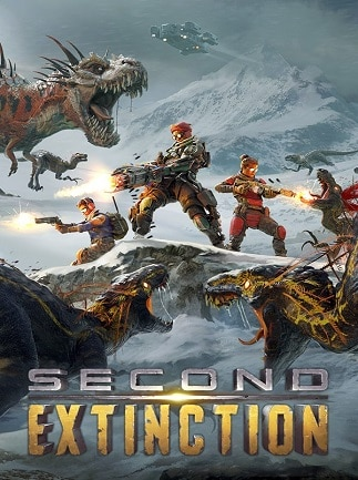 Second Extinction (PC) - Steam Key - GLOBAL