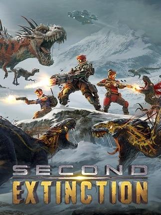 Second Extinction (PC) - Steam Key - GLOBAL