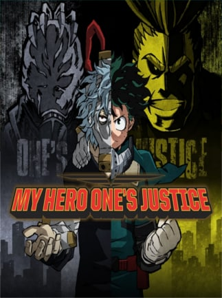 MY HERO ONE'S JUSTICE Steam Key GLOBAL