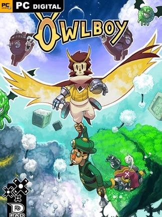Owlboy Steam Key GLOBAL