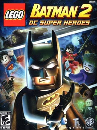 LEGO Batman 2: DC Super Heroes Steam Key GLOBAL