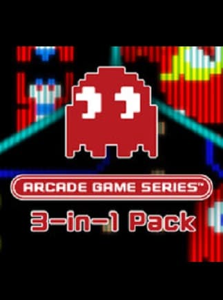 ARCADE GAME SERIES 3-in-1 Pack Steam Key GLOBAL