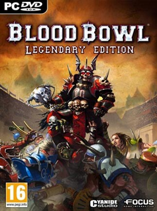 Blood Bowl: Legendary Edition Steam Key GLOBAL