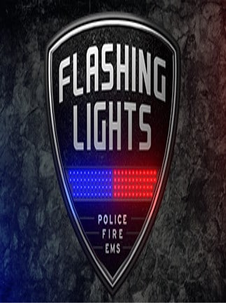 Flashing Lights - Police Fire EMS Steam Key GLOBAL