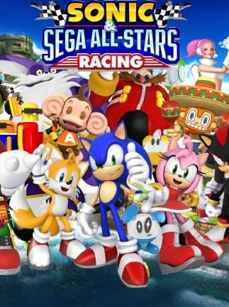 Sonic & SEGA All-Stars Racing Steam Key GLOBAL