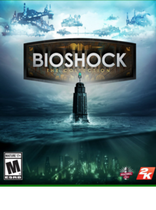BioShock: The Collection Steam Key GLOBAL