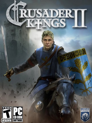 Crusader Kings II Royal Collection Steam Key GLOBAL