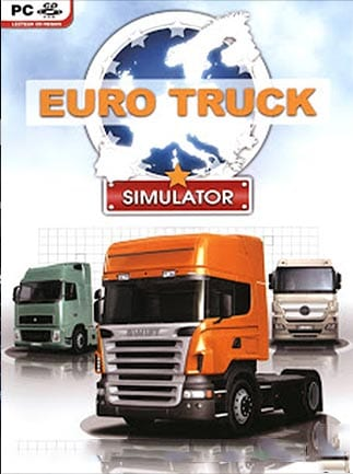 Euro Truck Simulator Steam Key GLOBAL