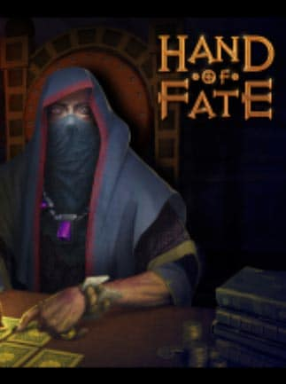 Hand of Fate Steam Key GLOBAL