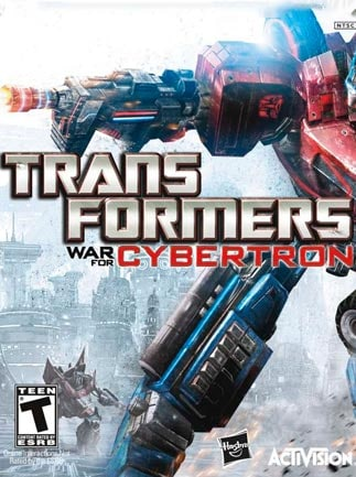 Transformers: War for Cybertron Steam Key GLOBAL