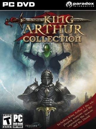 King Arthur Collection Steam Key GLOBAL