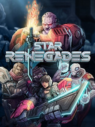 Star Renegades (PC) - Steam Key - GLOBAL