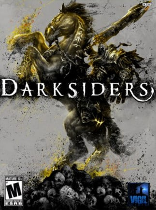 Darksiders Warmastered Edition Steam Key GLOBAL