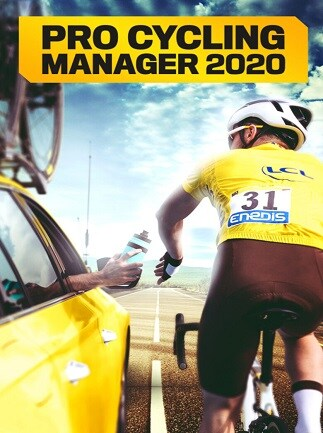 Pro Cycling Manager 2020 (PC) - Steam Key - GLOBAL