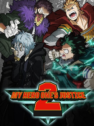MY HERO ONE'S JUSTICE 2 (PC) - Steam Key - GLOBAL