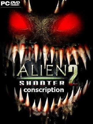 Alien Shooter 2: Conscription Steam Key GLOBAL