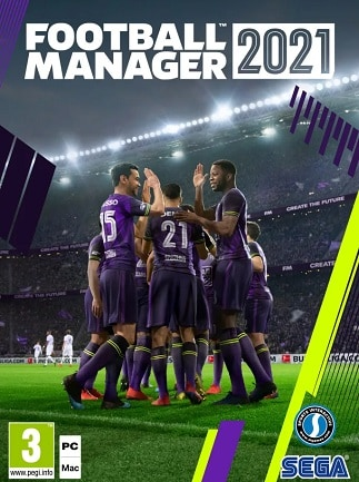 Football Manager 2021 Pre-Purchase (PC) - Steam Key - GLOBAL