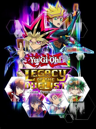 Yu-Gi-Oh! Legacy of the Duelist : Link Evolution (PC) - Steam Key - GLOBAL