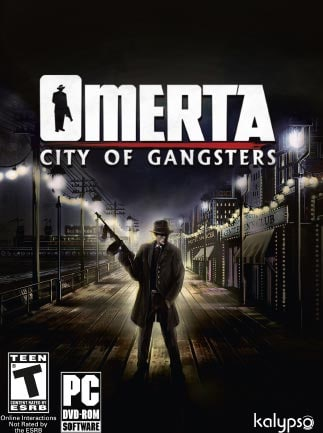 Omerta: City of Gangsters Steam Key GLOBAL