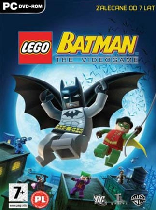 LEGO Batman Steam Key GLOBAL